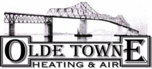 Olde Towne Heating & Air logo